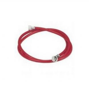 Red 2.5m Washing machine inlet hose